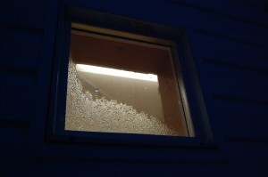 MTL frosted window